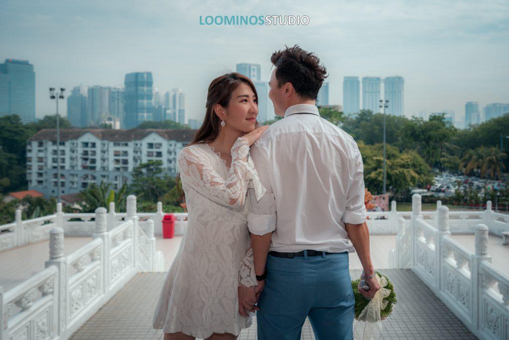 Vill Yen & Carolyn Lim - ROM
