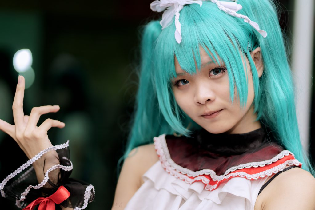 Collection: Cosplay/Others | Photographer: Shawn Loo | Location: KLCC Comic Fiesta 2017