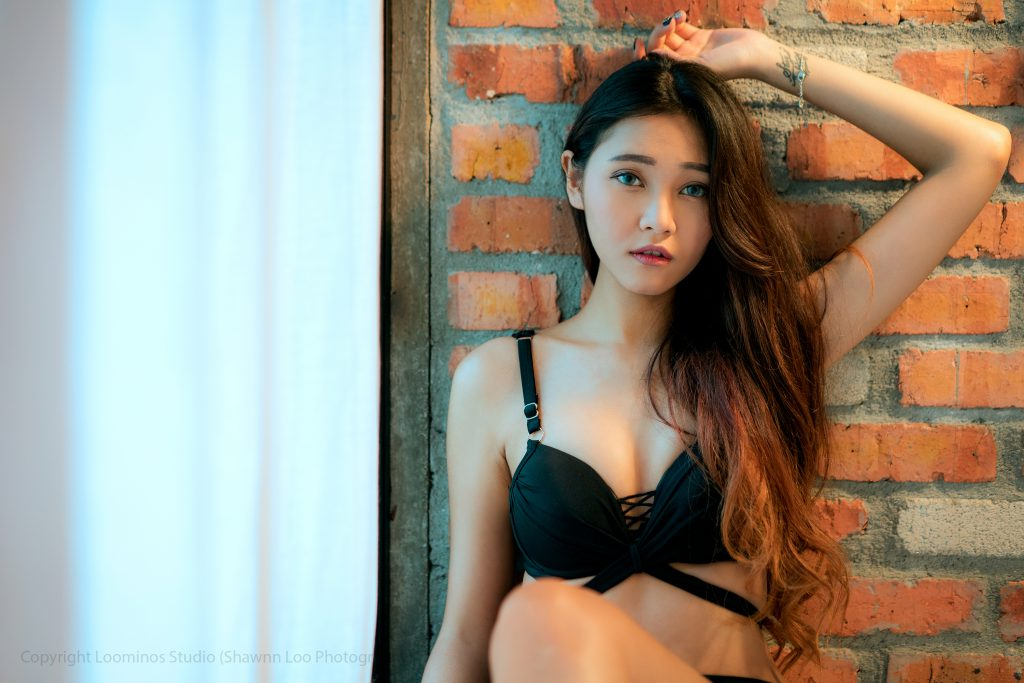 Collection: Studio Portraiture | Photographer: Shawn Loo | Model: Denisse Yap | Location: Home Stay