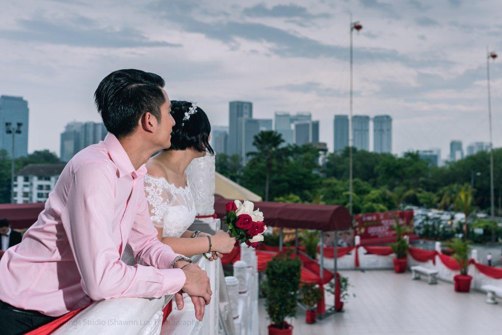 Collection: ROM | Photographer: Shawn Loo | Client: Kah Hong & Kim San | Location: Temple Thian Hou