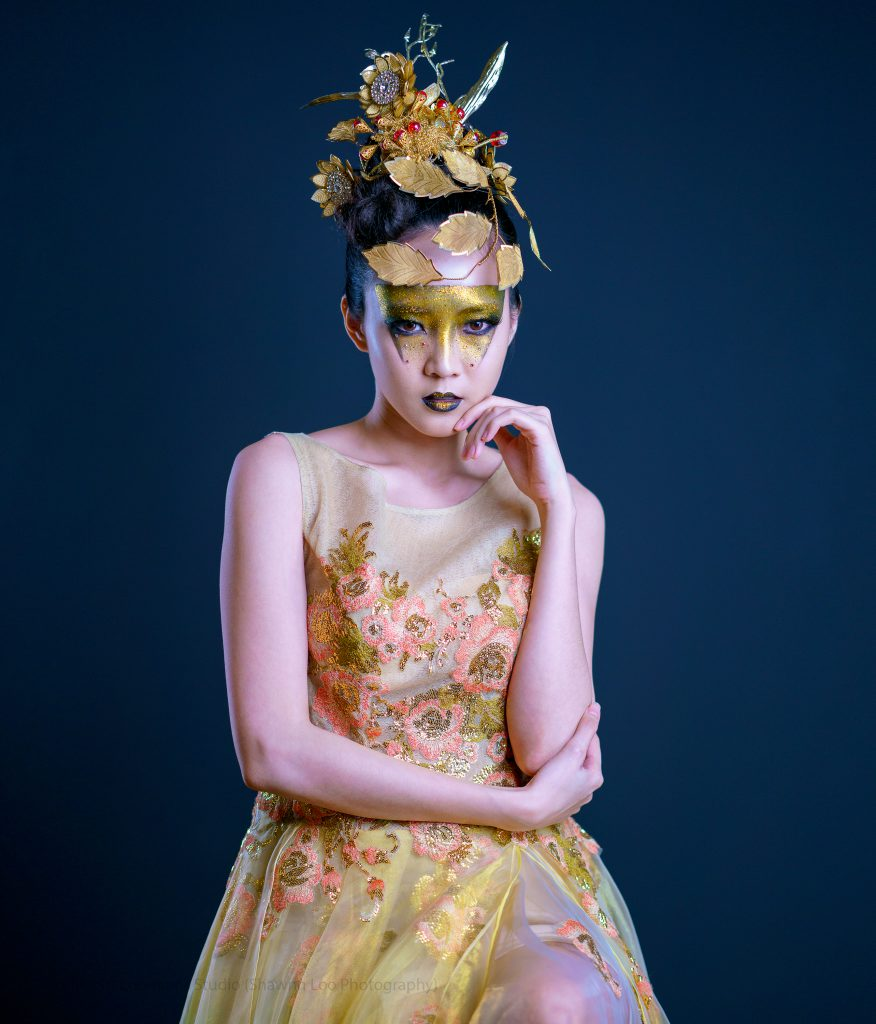 Collection: Studio Portraiture | Photographer: Shawn Loo | Location: Sony Event
