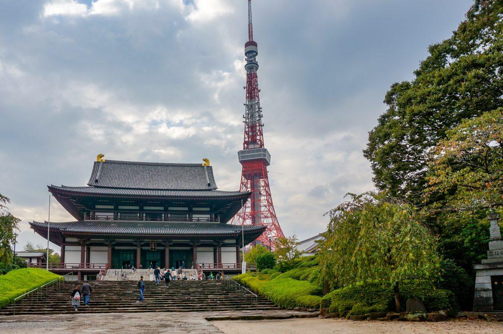 DSC7766 | Tokyo Tower