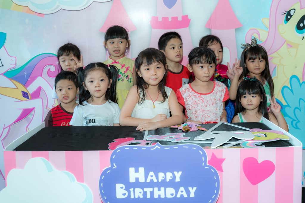 Mei See 6th Birthday