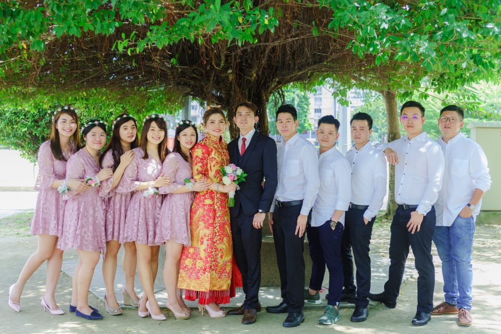Kah Hong & Kim San Wedding