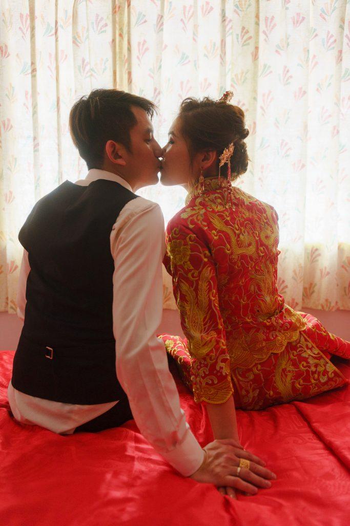Kah Hong & Kim San Wedding