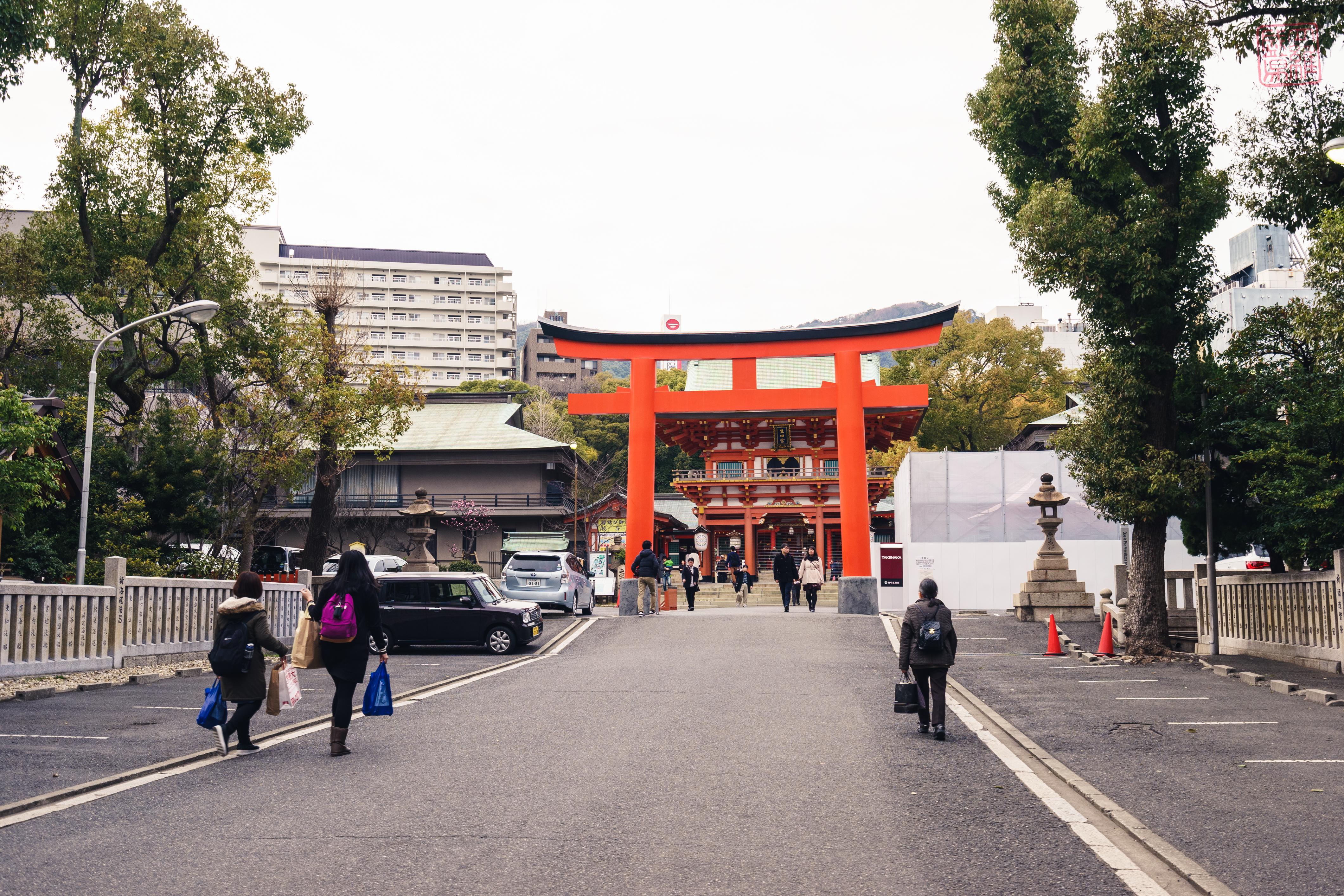 DSC5744 | Ikuta Shrine
