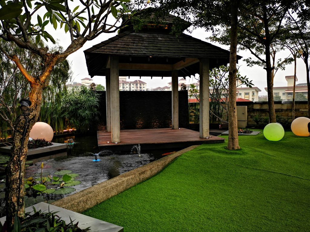 Third Storey Outdoor Garden