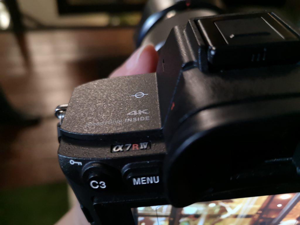 a7r4 & FE 35mm F1.8