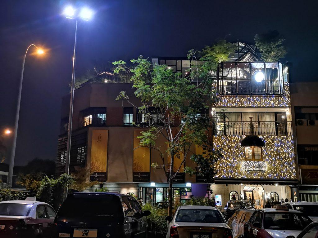 Ampang Glass House Main Building