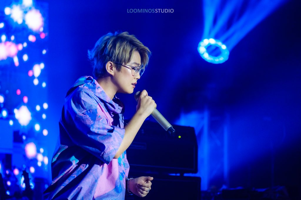 Liu Liyang Performing - Mad August Concert 2019