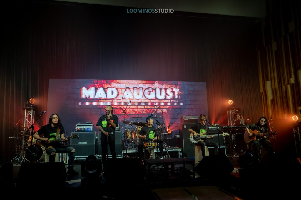 Mad August Concert 2019