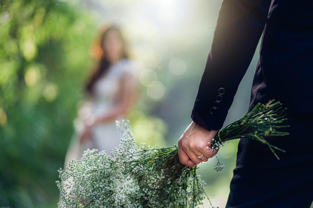 Justin & Lynie Pre-Wedding, Cameron Highland